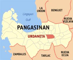 Urdaneta, Pangasinan Urdaneta Pangasinan Wikipedia