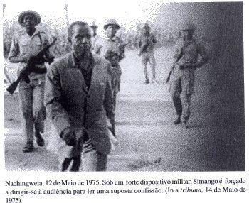 Uria Simango Moambique para todos URIA SIMANGO Um homem uma causa