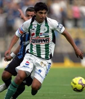 Uriel Álvarez Uriel lvarez contento con su primer gol Deportes