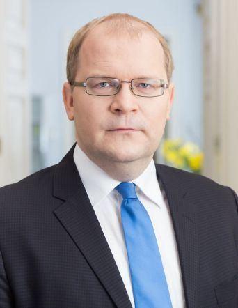 Urmas Paet Minister of Foreign Affairs Urmas Paet Republic of