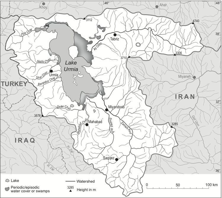 Urmia in the past, History of Urmia