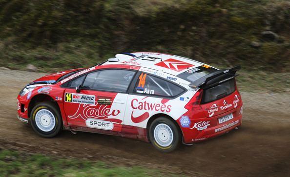 Urmo Aava Urmo Aava Photos 2008 FIA World Rally Championship Rd