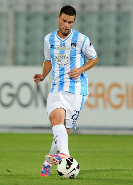 Uros Cosic Uros Cosic Photos Pescara Calcio v Genoa CFC Pre