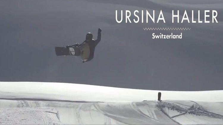 Ursina Haller Snowboard Ursina Haller Pipe Pow 13 YouTube