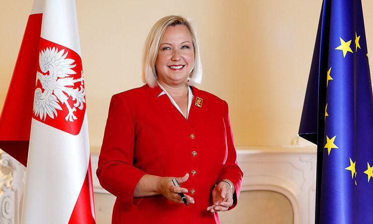 Urszula Gacek Konsul Generalna Urszula Gacek z Nowego Jorku odwoana ze swojego