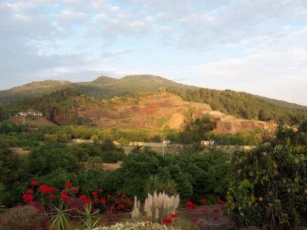 Uruapan Beautiful Landscapes of Uruapan