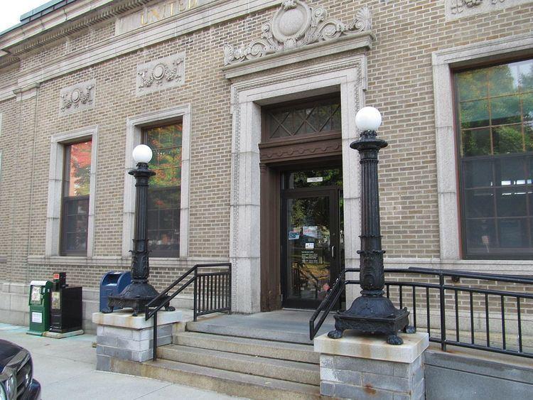 US Post Office-Camden Main