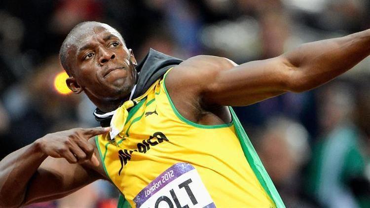 Usain Bolt Usain Bolt Track and Field Athlete Biographycom