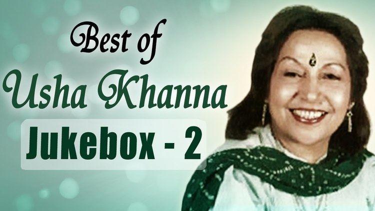 Usha Khanna Best of Music Composer Usha Khanna Songs JukeBox 2