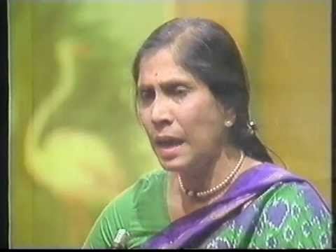 Usha Parkhi Usha Parkhi Live Saiyaan Nahi Aaye BBC YouTube