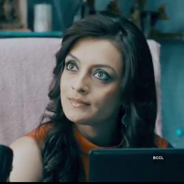 Ushasie Chakraborty Ushasie Chakraborty in a still from Bengali movie Teen Patti