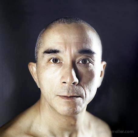 Ushio Amagatsu Portrait Amagatsu Ushio 200304 Olivier Roller
