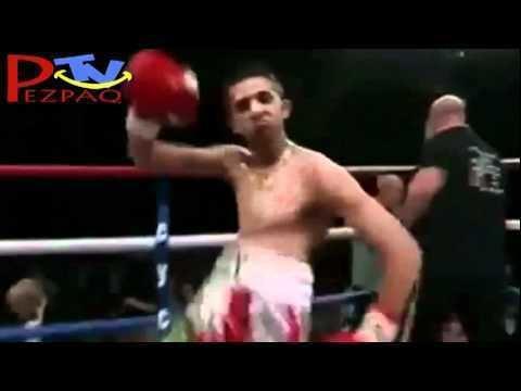 Usman Ahmed Karma KO39s Usman Ahmed boxing edition Pro MMA Now