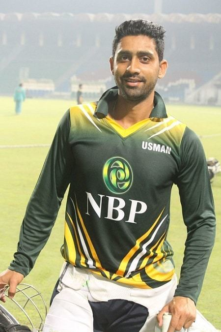 Usman Salahuddin I hope to replace Misbah or Younis in the Pakistan team Usman