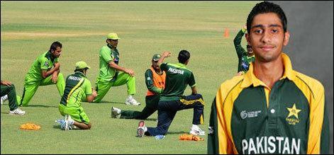 Usman Salahuddin Pakistan Cricket Players Usman Salahuddin