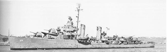 USS Cassin (DD-372) USS Cassin