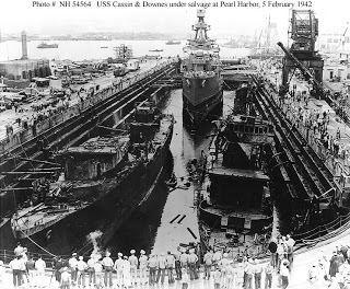 USS Cassin (DD-372) Naval Warfare USS Cassin DD372