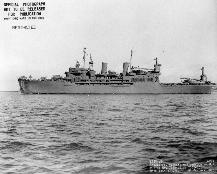 USS Curtiss (AV-4) Aircraft Tender Photo Index AV