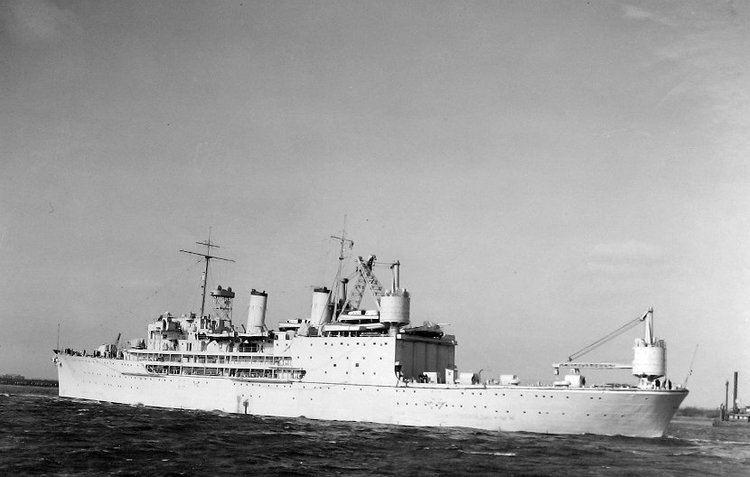 USS Curtiss (AV-4) Curtiss AV4