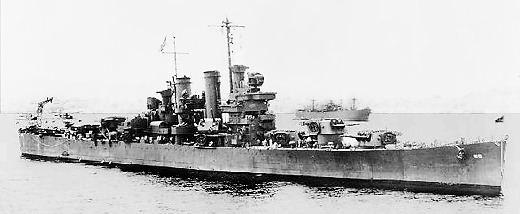 USS Helena (CL-50) HyperWar USS Helena CL50
