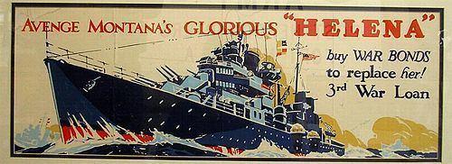 USS Helena (CL-50) USS Helena CL50 Wikipedia