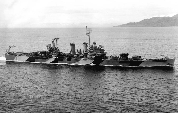 USS Honolulu (CL-48) FileUSS Honolulu CL48 underway in 1944jpeg Wikimedia Commons