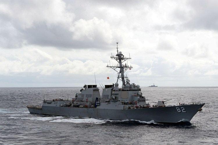 USS Lassen (DDG-82) USS Lassen Keeps South China Sea Safe Naval Today