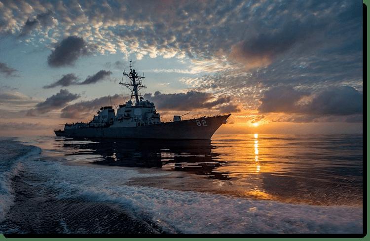 USS Lassen (DDG-82) USS Lassen DDG 82