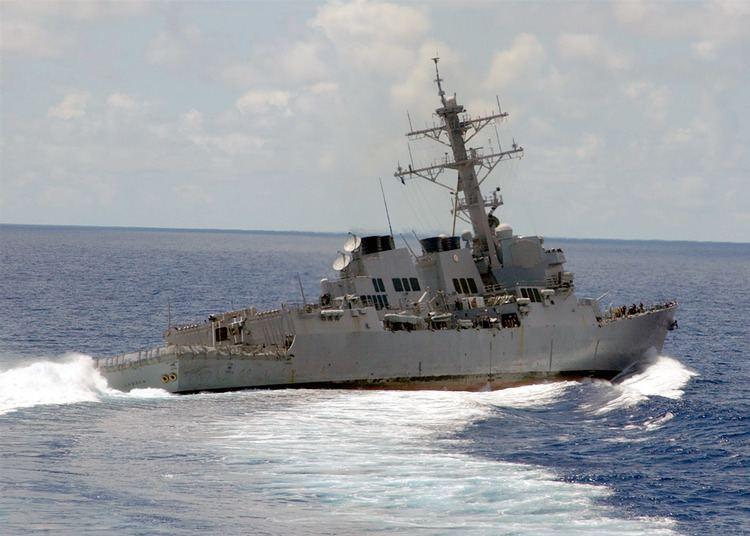USS Lassen (DDG-82) FileUSS Lassen DDG82jpg Wikimedia Commons