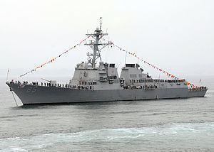 USS McCampbell httpsuploadwikimediaorgwikipediacommonsthu