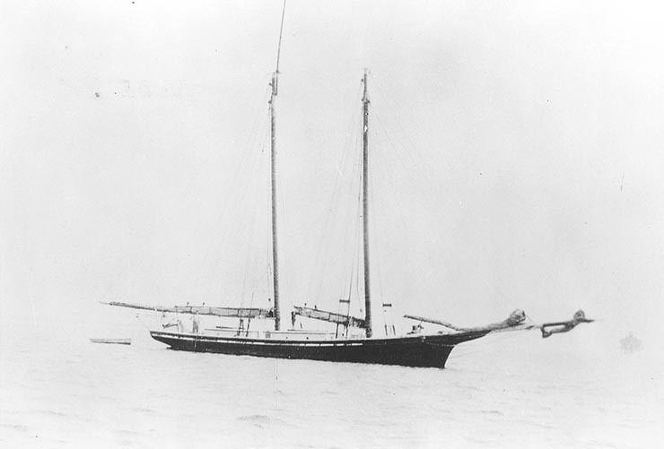 USS Nellie Jackson (SP-1459)