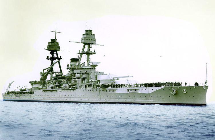 USS Oklahoma (BB-37) Home Page
