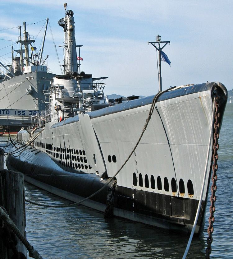 USS Pampanito (SS-383)