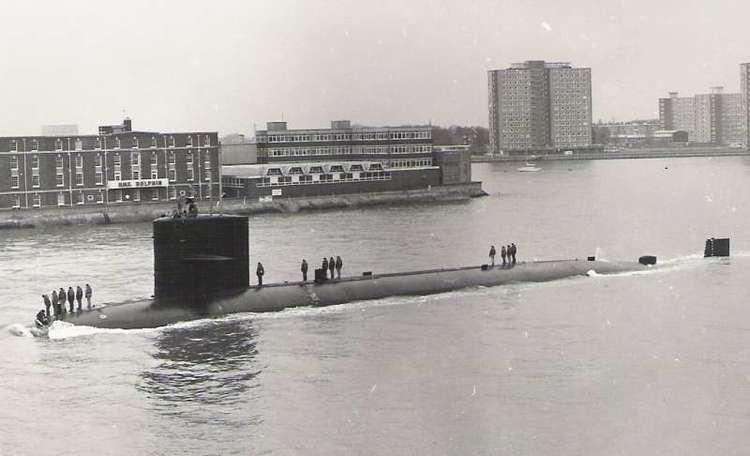 USS Pargo (SSN 650) - Alchetron, The Free Social Encyclopedia