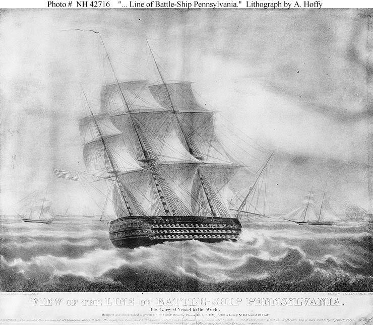 USS Pennsylvania (1837) httpswwwibiblioorghyperwarOnlineLibrarypho