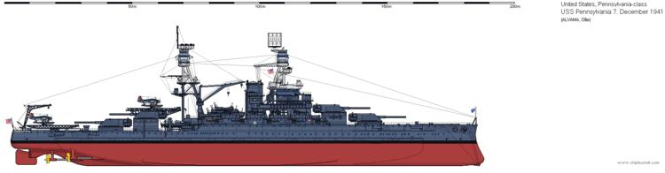 USS Pennsylvania (BB-38) USS Pennsylvania BB38 by o484 on DeviantArt
