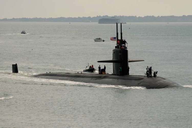 USS Pittsburgh (SSN 720) - Alchetron, the free social encyclopedia