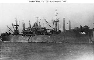 USS Rawlins (APA-226) httpsuploadwikimediaorgwikipediaenthumb0