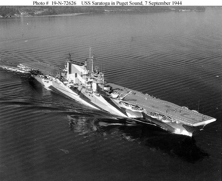 USS Saratoga (CV-3) USN ShipsUSS Saratoga CV3 originally CC3