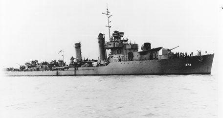 USS Shaw (DD-373) ERBzine 0508 USS Shaw