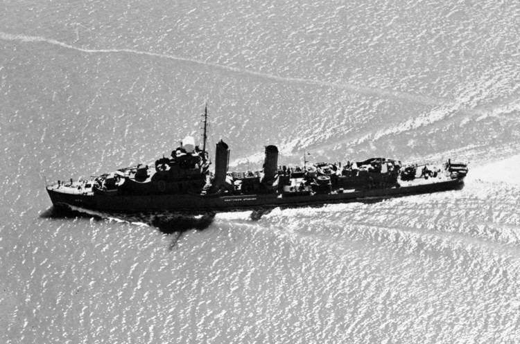 USS Shaw (DD-373) USS Shaw DD373 Wikiwand