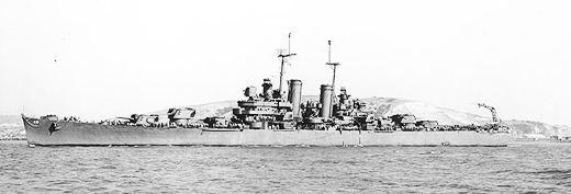 USS St. Louis (CL-49) HyperWar USS St Louis CL49