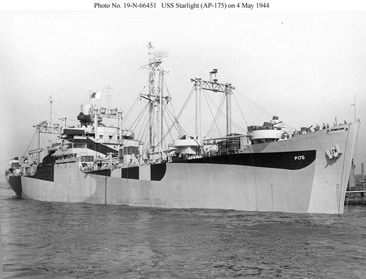 USS Starlight (AP-175) wwwnavsourceorgarchives0922092217507jpg