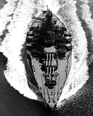 USS Tennessee (BB-43) USS Tennessee BB43 Wikipedia