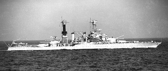 USS Tennessee (BB-43) USS TENNESSEE BB43