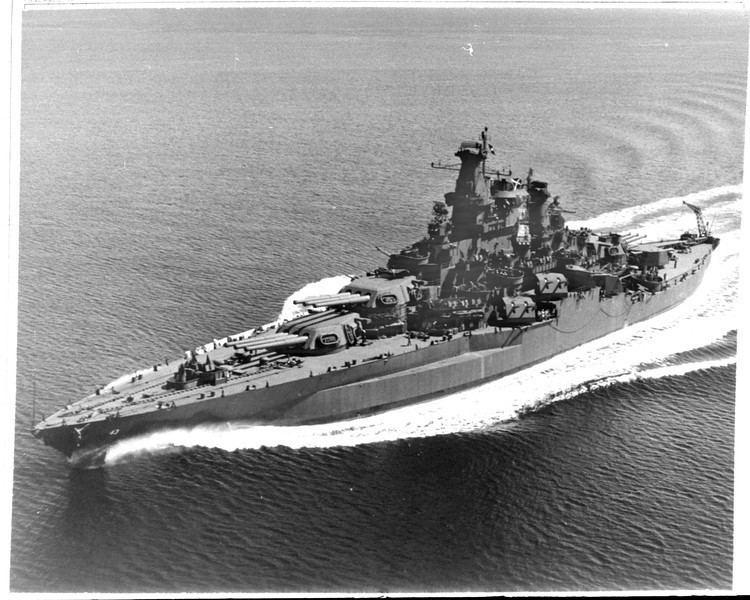 USS Tennessee (BB-43) BB atlanticfleetsales