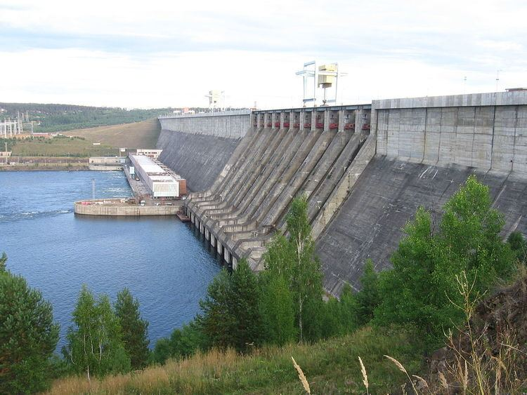 Ust-Ilimsk Hydroelectric Power Station