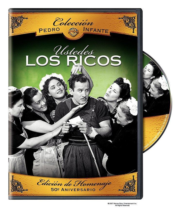 Ustedes los ricos Amazoncom Ustedes Los Ricos Pedro Infante Movies TV