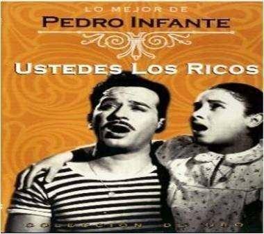 Ustedes los ricos Dvd Cine Mexicano Clasico Ustedes Los Ricos Pedro Infante 54900