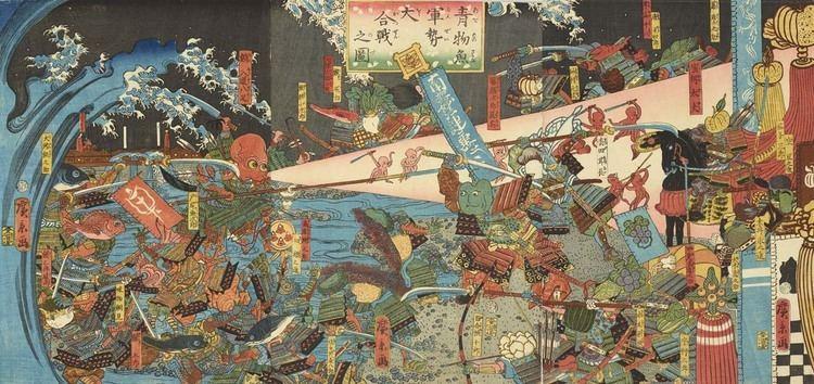 Utagawa Hirokage wwwukiyoeotamusejpwpcontentuploads201611